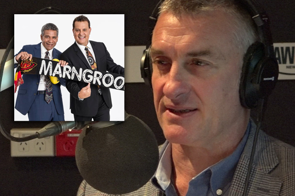 Article image for Why Tom Elliott is 'astonished' the Marngrook Footy Show has been axed
