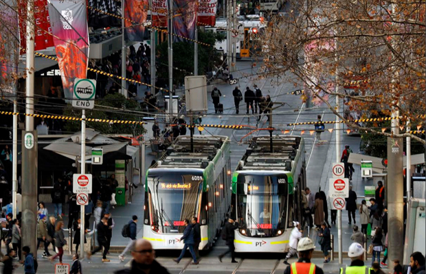 Article image for Melbourne's new plan to drive cars OUT of the city
