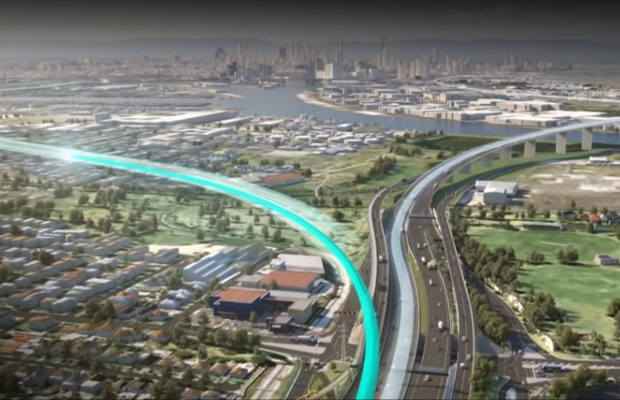 Article image for Tolls are rising for Melbourne's new tunnel — even though it's not built