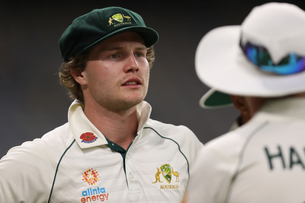 Article image for Cricket officials reject claims of 'mental health crisis' after young gun withdraws from Test selection