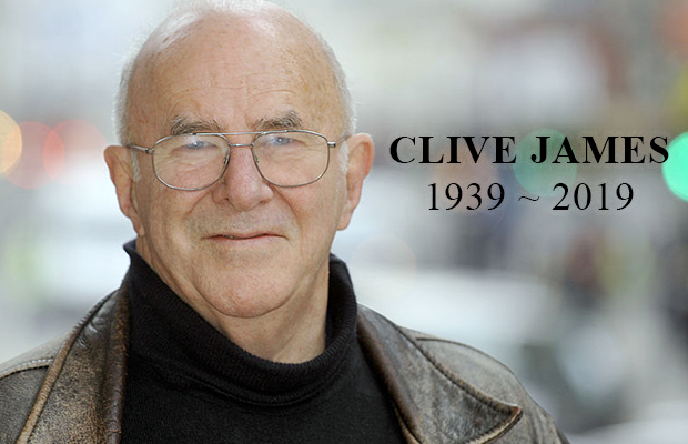 Article image for Cultural giant gone: Ross and John recall the impact of Clive James