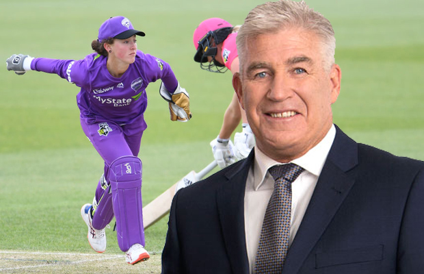 Article image for Why Gerard Healy thinks a hefty cricket ban is 'completely over the top'