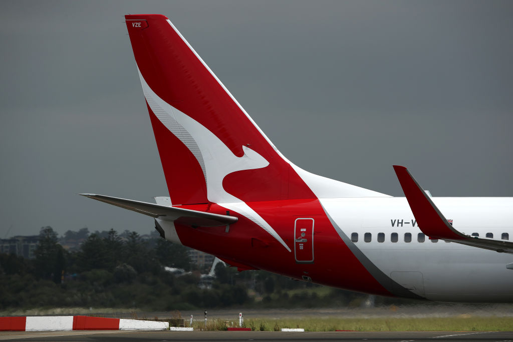 Article image for One-in-four Qantas cabin crew sexually harassed