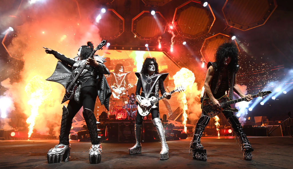 Article image for KISS cancels Australian tour, leaving Tom Elliott without a birthday present!