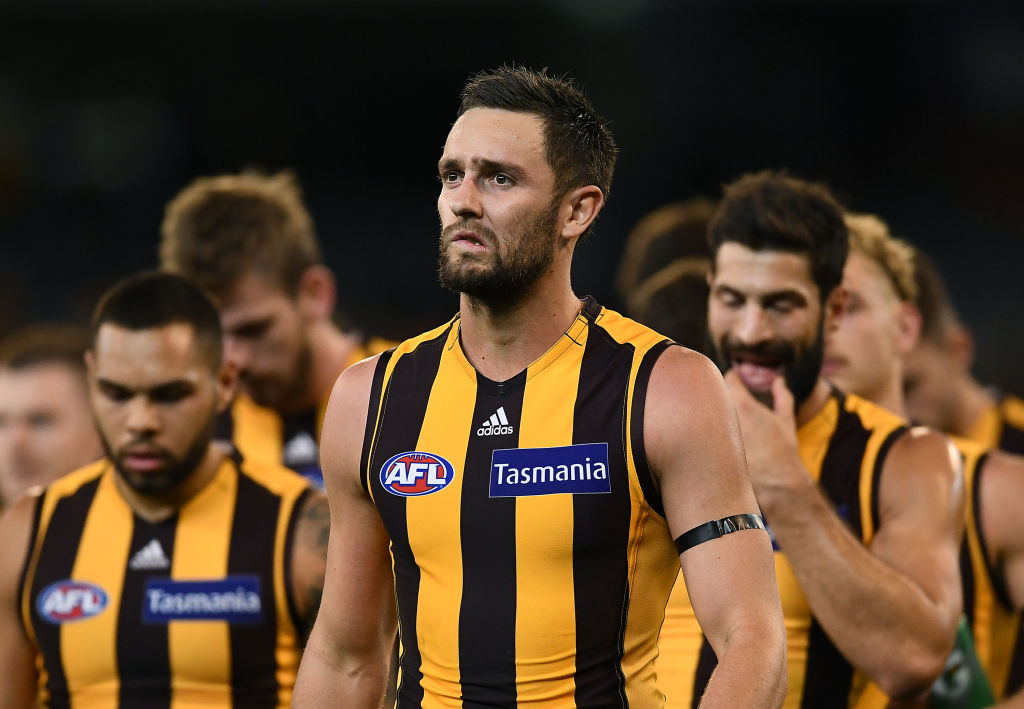 Article image for Hawthorn players to face the 'real world'