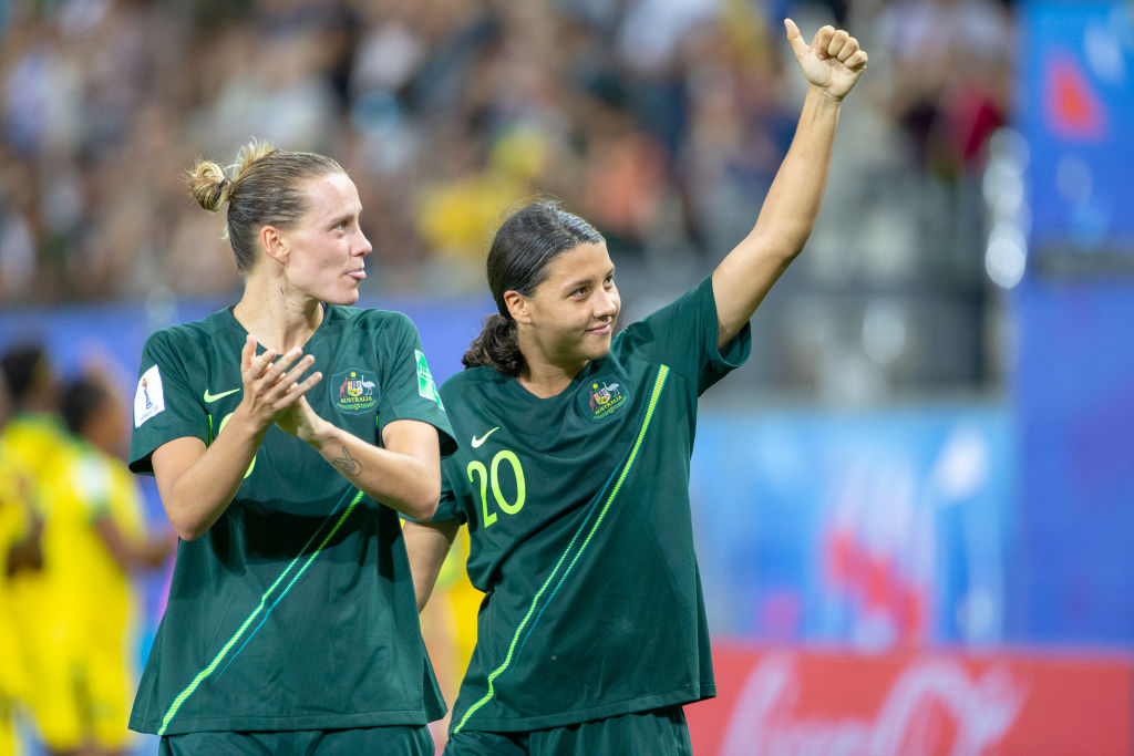 Article image for Matildas to be paid same amount as Socceroos in historic deal