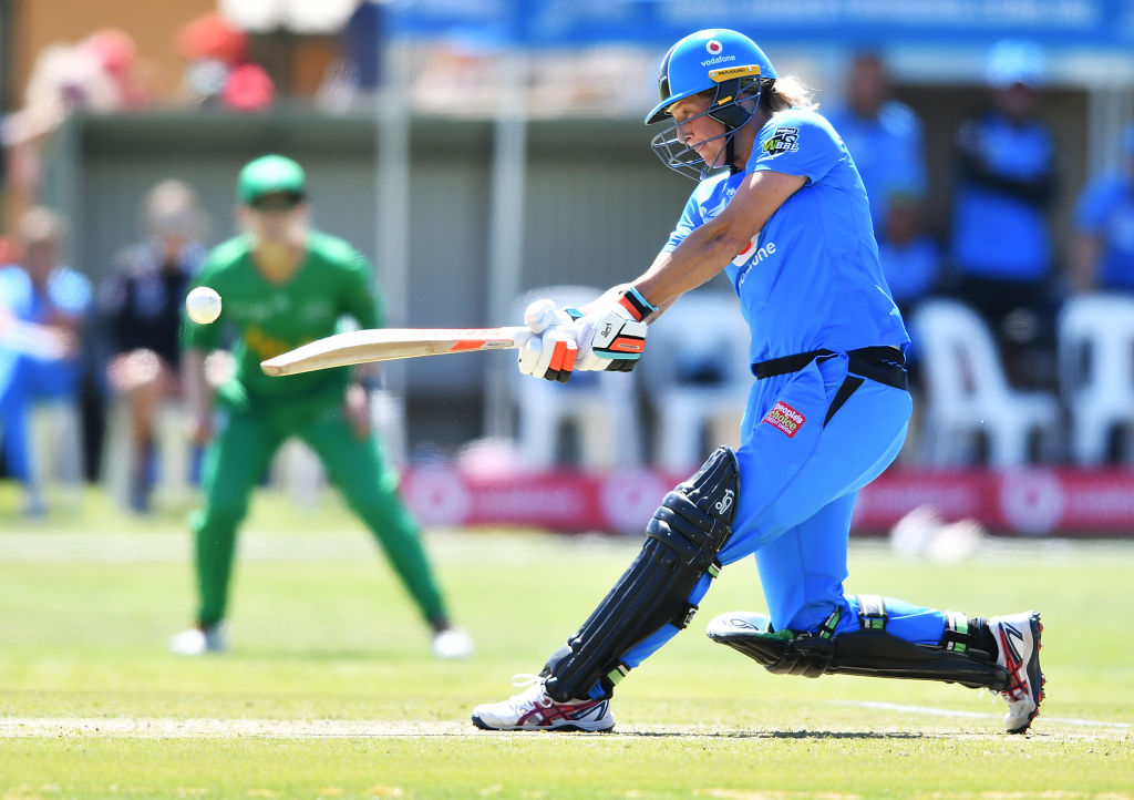 Sophie Devine speaks on her incredible solo performance for the Adelaide Strikers