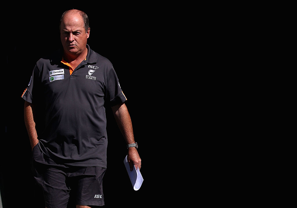 Article image for Former AFL high-performance manager slams proposed changes to half-time