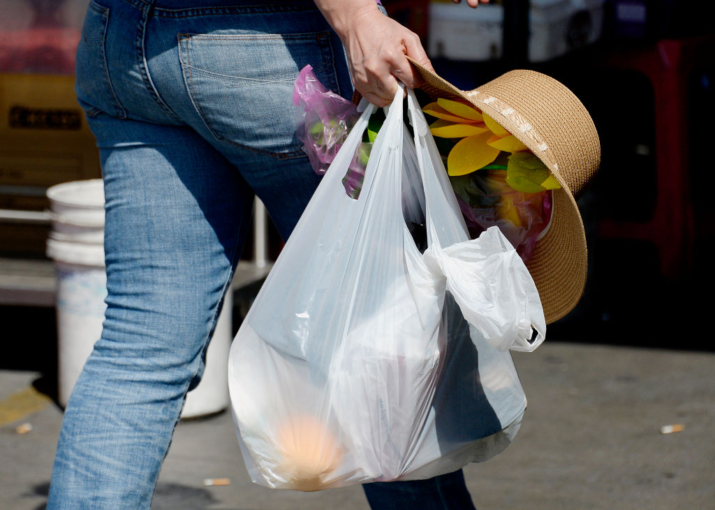 Article image for Single-use plastic bags are banned in Victoria from today