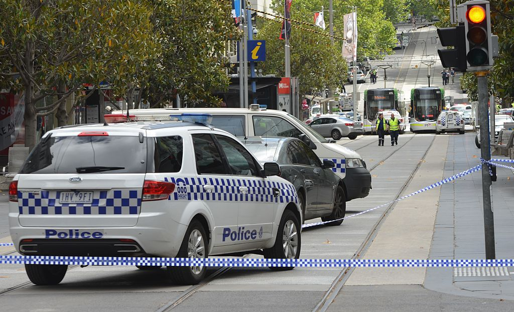Families of Bourke Street victims scathing of police, inquest told