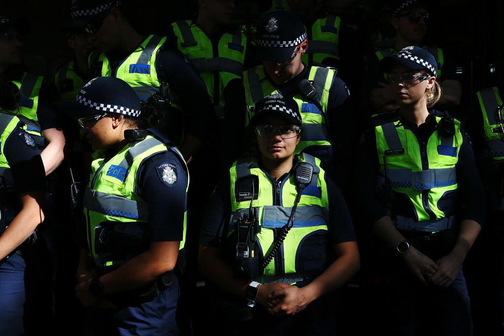 Article image for Police vote raises questions over crime stats