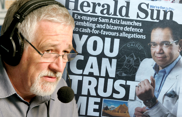 Article image for Under fire councillor hits back at explosive allegations