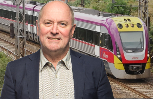 Article image for Ross Stevenson stunned by his 'appalling' experience on the V/Line train to Albury
