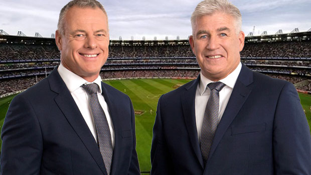 Article image for Gerard and Dwayne host Sportsday together for the final time!