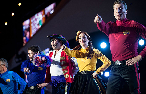 Article image for Sacked for a sickie: How a dad got caught at a Wiggles concert