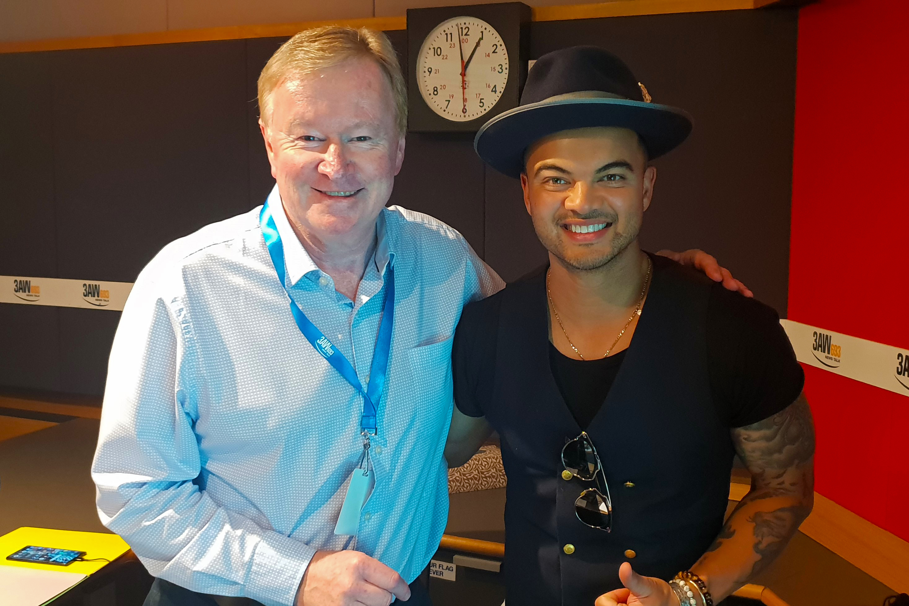 Article image for Why overseas success means so much to Guy Sebastian
