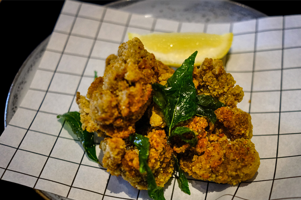 Article image for Scorcher reviews: Lagoon Dining — 'Lygon Street has spun back into play'