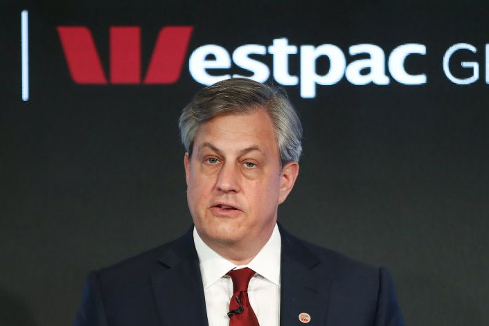 Article image for Westpac CEO steps down amid money laundering and child exploitation scandal