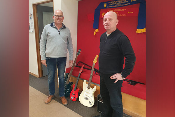 Article image for Music returns to Kinglake school with generous gift