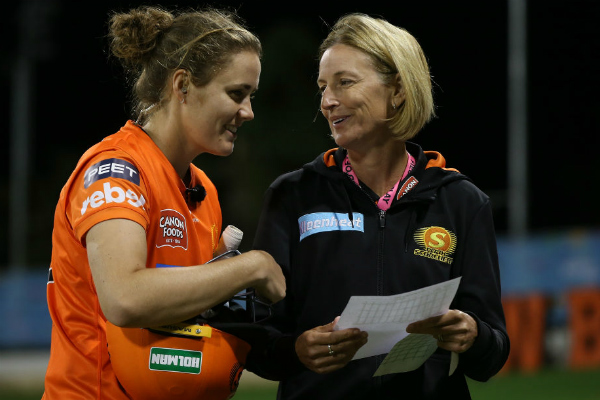 Lisa Keightley reveals what has been behind the rise of women's cricket
