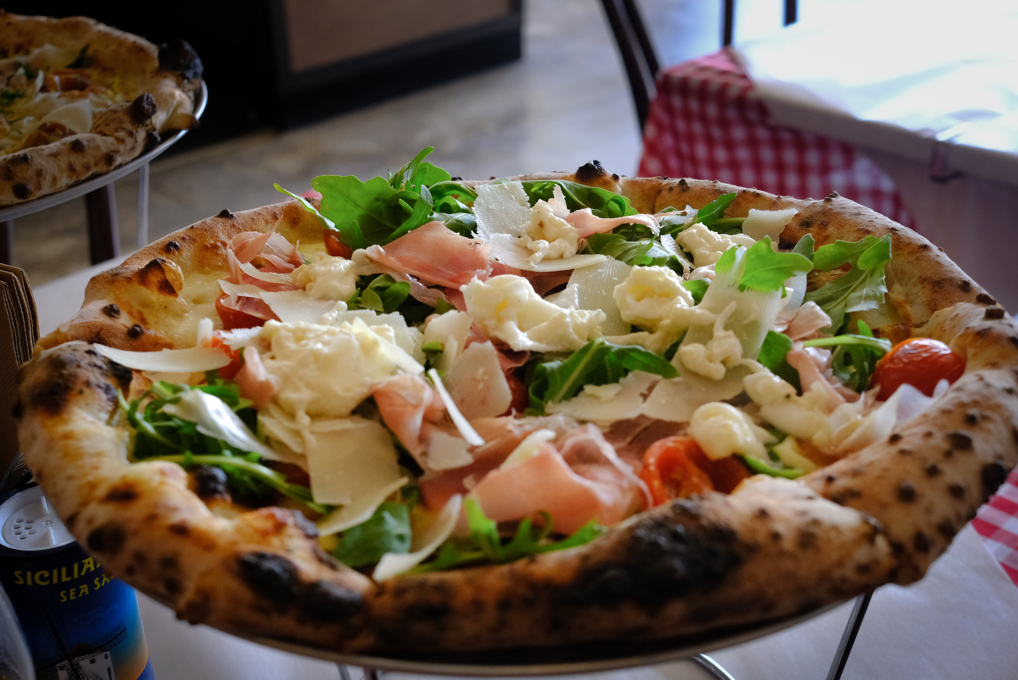 Scorcher reviews: Matteo's Pizza Parlour — 'a throwback to the family-run, charming pizzerias of the 90s'
