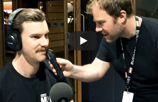 Article image for 3AW's most famous moustache shaved off on Ross and John program
