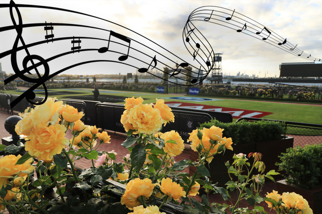 Article image for 3AW Breakfast's Melbourne Cup field in song