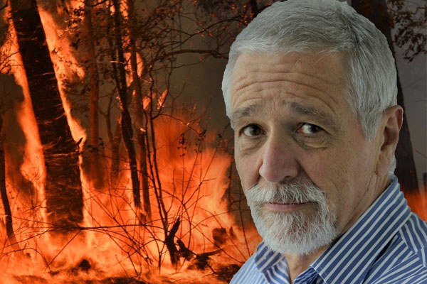 Article image for 'Bitching, sniping and scoring points': Neil Mitchell slams political response to bushfires