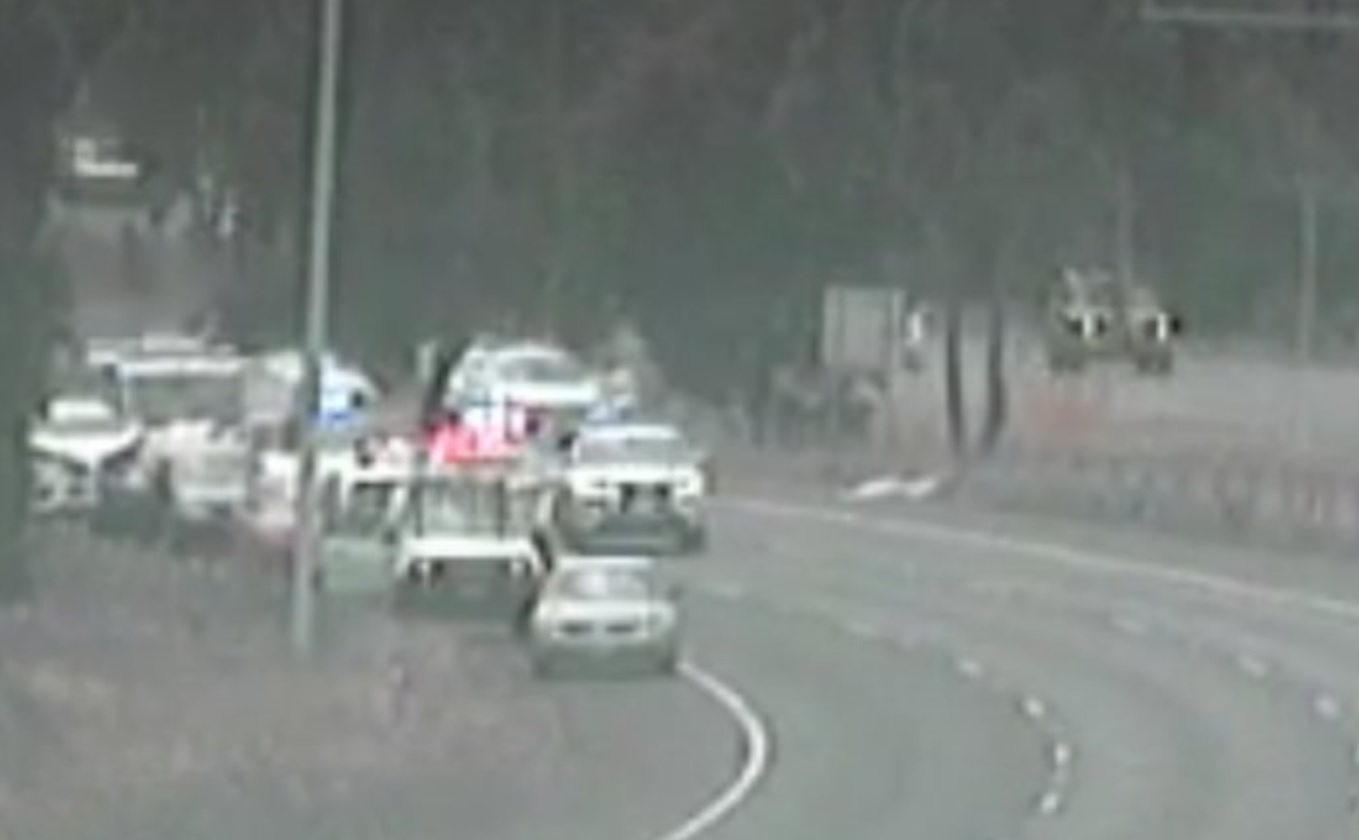 Article image for Man killed in emergency lane of Princes Freeway at Point Cook