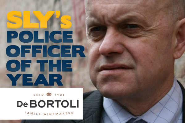 Article image for VOTING CLOSED: Sly's 2019 Police Officer Of The Year
