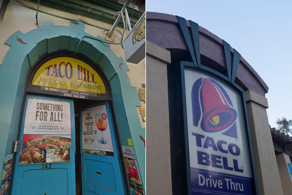 Article image for Mexican standoff: Australia's Taco Bill takes on American chain Taco Bell