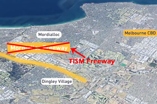Article image for Victorian MP proposes naming a freeway after band TISM