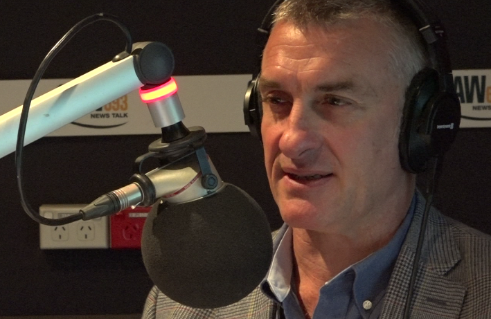 Article image for Tom Elliott hits out at Barnaby Joyce over 'appalling' comment about NSW bushfires
