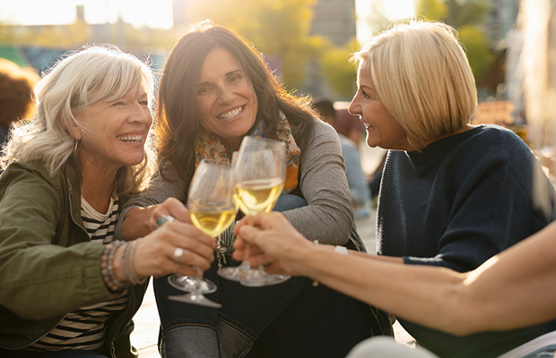 Article image for Women and alcohol: The problem with rewarding yourself with grog