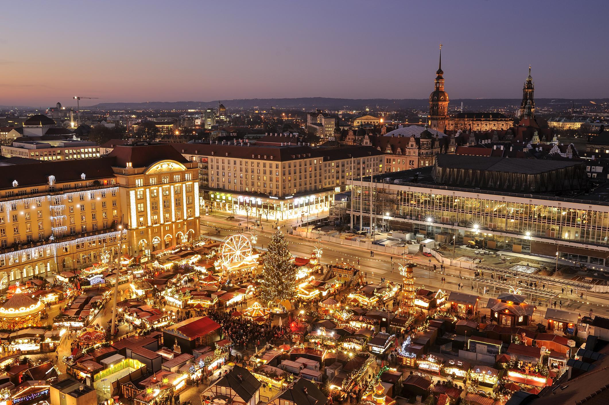 Germany's enchanting Christmas markets