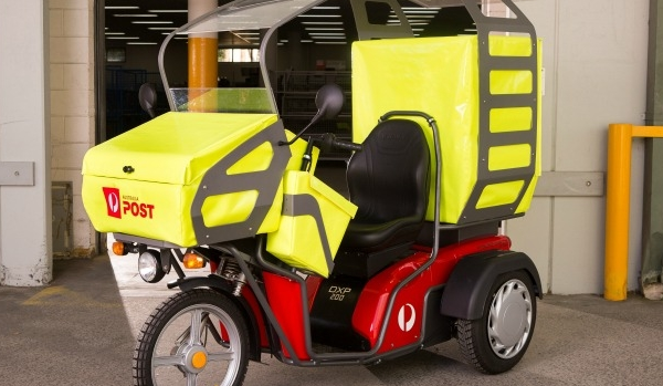 Australia Post takes delivery vehicles off the road amid safety concerns