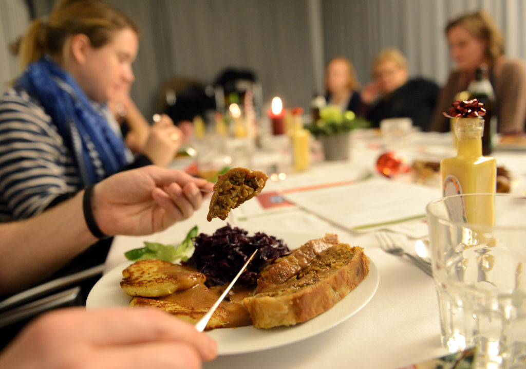 Article image for More and more Australians are opting for a meat-free Christmas