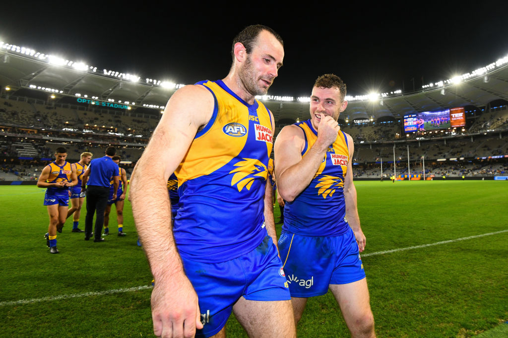 Article image for Tom Morris isn't expecting any surprises when West Coast names Shannon Hurn's replacement as captain