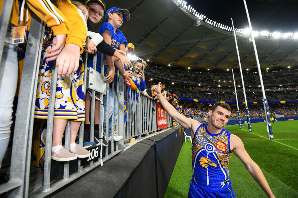 Article image for New West Coast skipper Luke Shuey joins Sportsday!