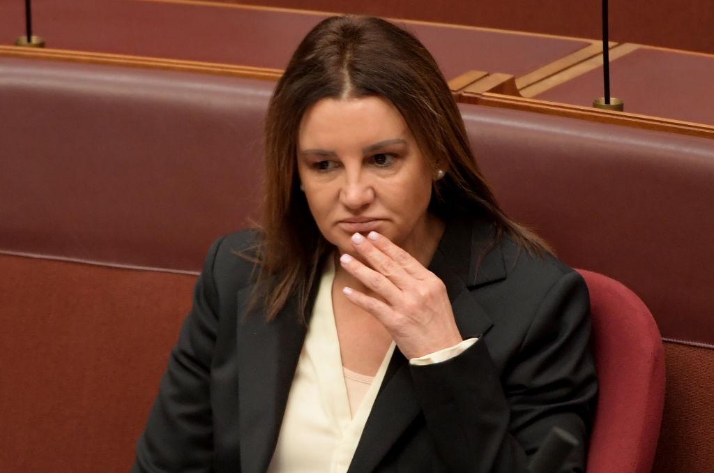 Article image for Medevac scrapped: Jacqui Lambie sides with government to pass repeal bill