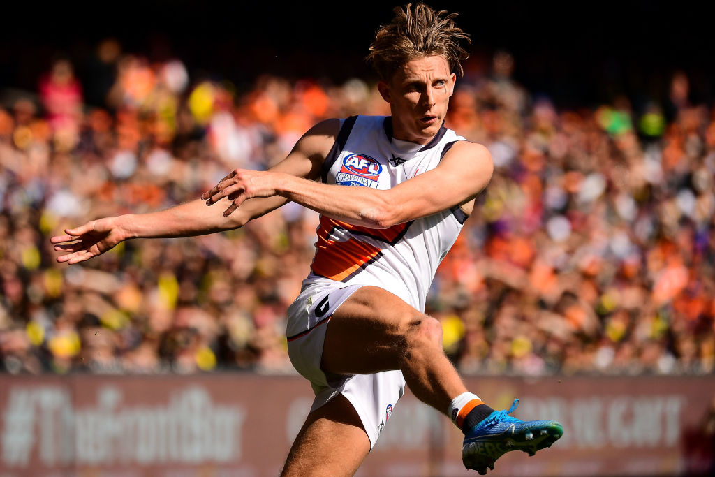 LOCKED IN: Another 'Giant' contract for a GWS star