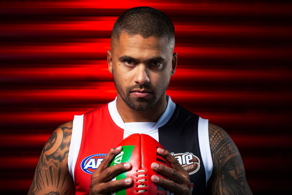 Article image for Bradley Hill explains what drew him to St Kilda (and the nervy moments when Fremantle dug in)