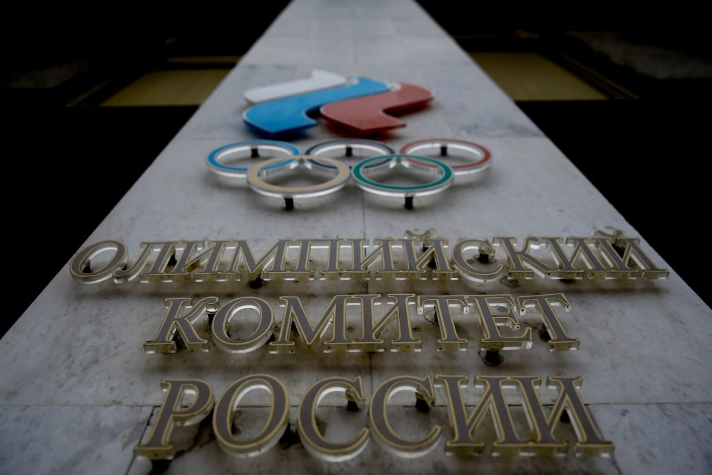 Article image for 'Long time coming': Why Russia's been banned from competing at the Olympics and World Cup