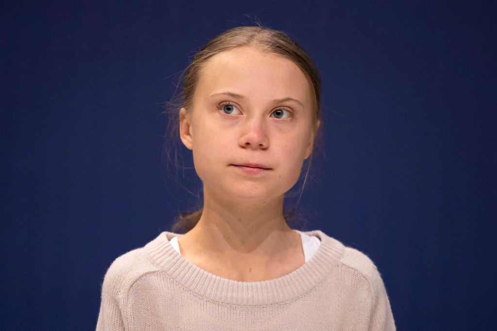 Article image for Greta Thunberg, who 'triggers a lot of older white blokes', named Time Magazine's Person Of The Year
