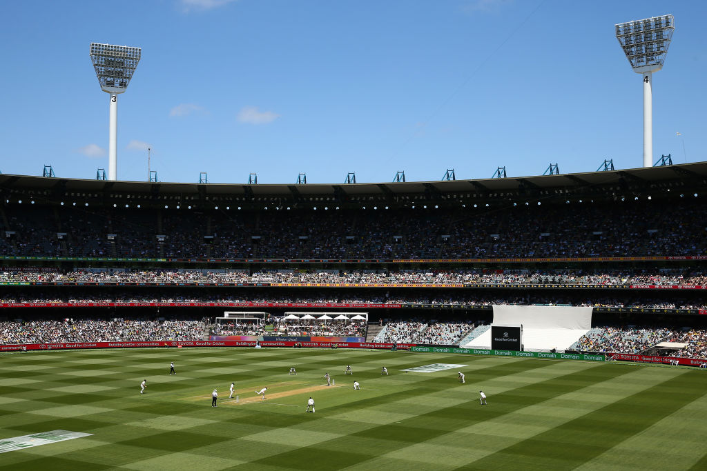 Article image for Why climate change may force revamp of Boxing Day Test
