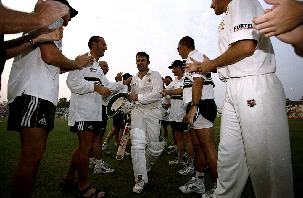 Article image for Mark Taylor responds to 'one of the great myths' about his highest Test score