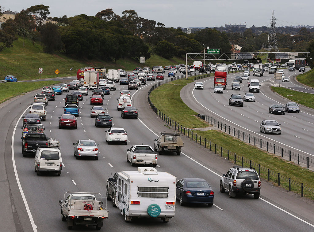 Article image for Victoria's most deadly holiday roads revealed as police ramp up festive season blitz