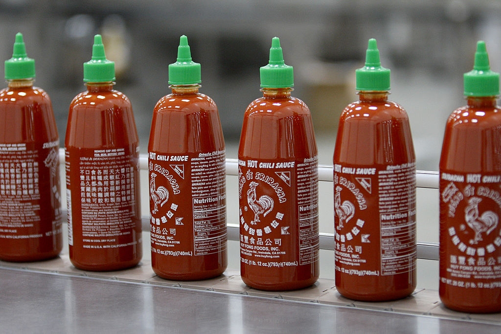 Popular Sriracha hot sauce recalled due to fears bottles may splatter customers