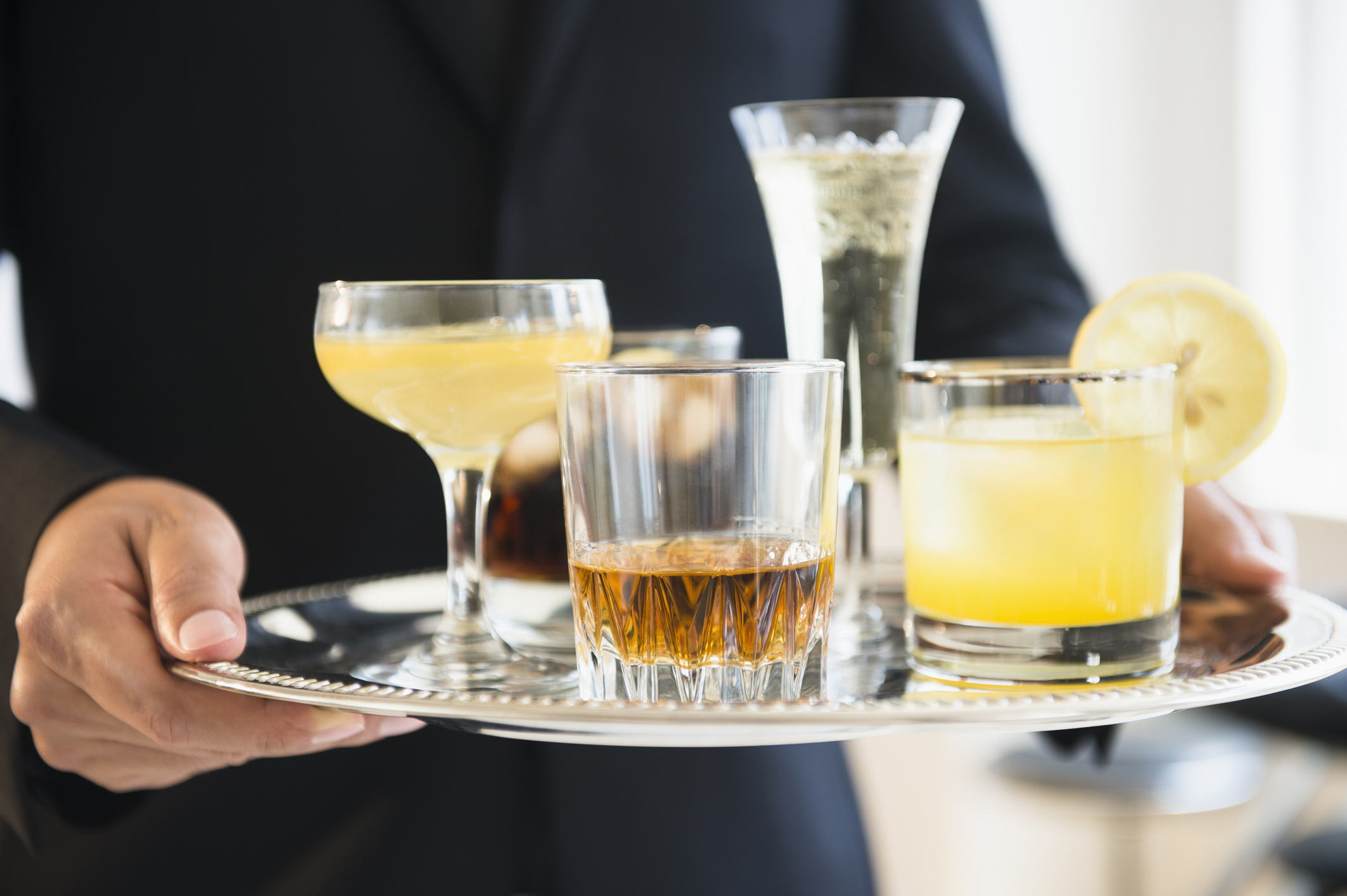 Article image for Calorific drinks: Making better alcohol choices during the Christmas season