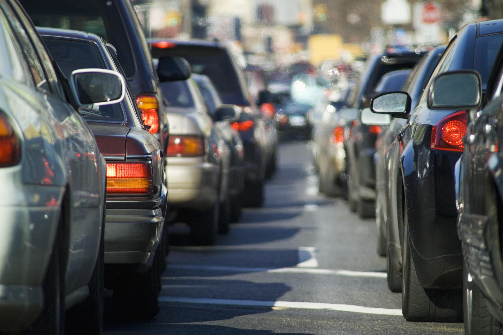 Article image for Victoria's gridlock: Staggering growth in the number of vehicles on our roads
